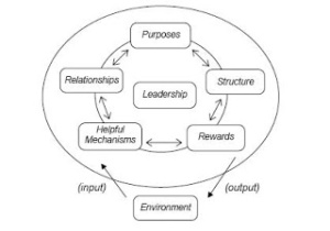 Organizational Development Models - Weisbord's Six-Box Model