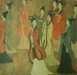 concubines